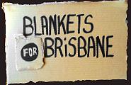 blankets for Brisbane